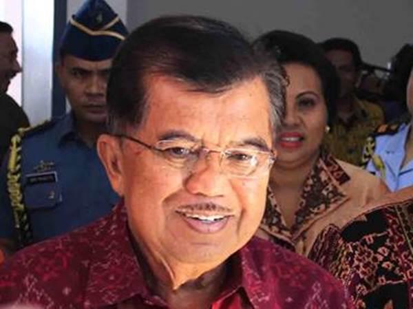 Wakil Presiden Republik Indonesia Jusuf Kalla - Antara