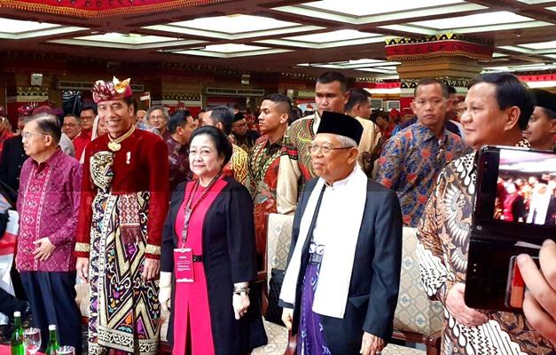 Kongres Nasional V PDI Perjuangan di Bali. - Humas PDIP