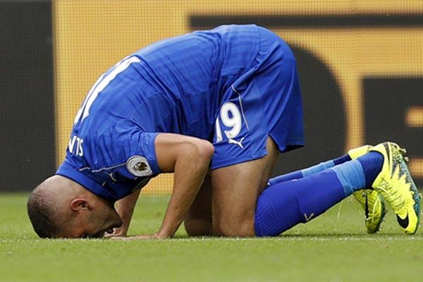 Islam Slimani - Reuters/Darren Staples
