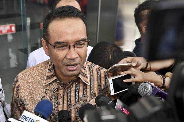 Mantan Wakil Ketua Komisi II DPR Teguh Juwarno. - ANTARA/Hafidz Mubarak A