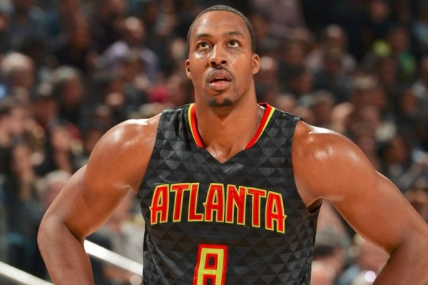 Pebasket Atlanta Hawks, Dwight Howard - Twitter NBA