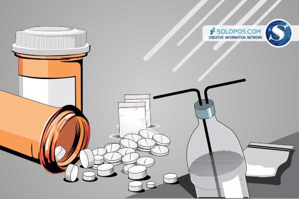 Ilustrasi narkoba. (Solopos/Whisnu Paksa)