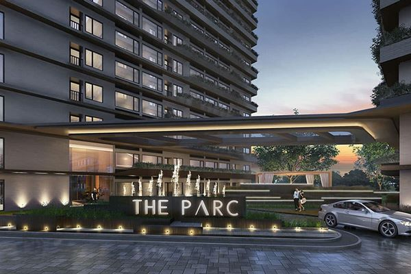 Ilustrasi: Apartemen The Parc South City, Pondok Cabe Tangsel - Istimewa