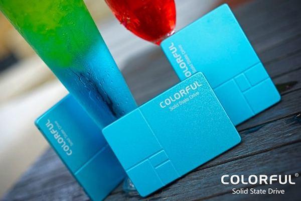 COLORFUL SL500 960GB BLUE L.E. Summer Edition