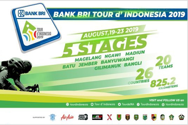 Tour de Indonesia 2019