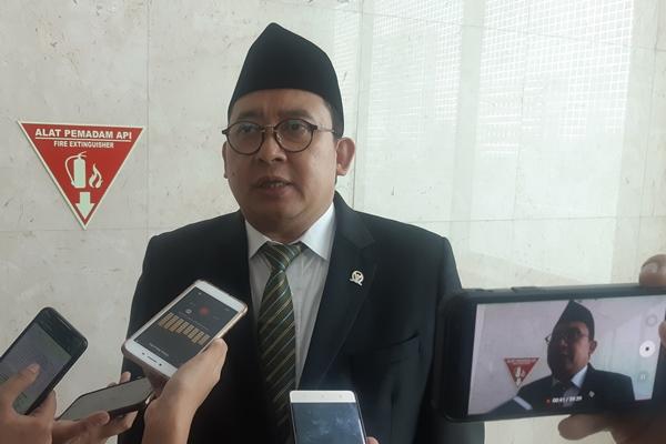Wakil Ketua DPR RI Fadli Zon - Bisnis/Jaffry Prabu Prakoso