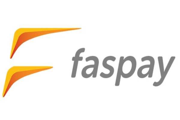logo Faspay, perusahaan financial technology (fintech) yang bergerak di bisnis payment gateway.
