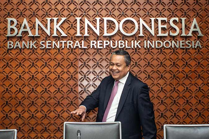 Gubernur Bank Indonesia Perry Warjiyo