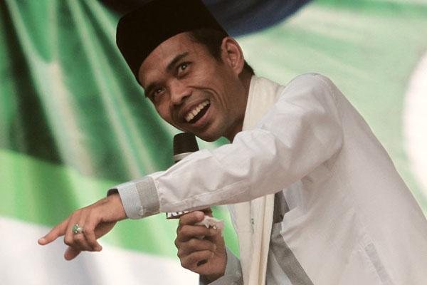 Ustaz Abdul Somad - Antara/Syifa Yulinna
