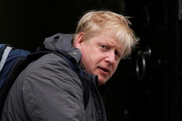 Boris Johnson - Reuters/Neil Hall