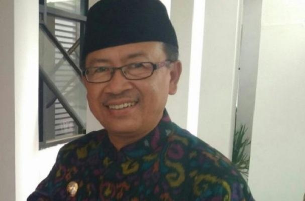 Plt Bupati Cianjur Herman Suherman - Antara