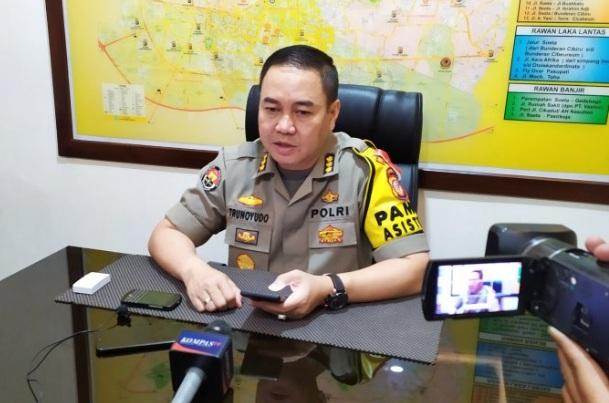 Kabidhumas Polda Jawa Barat, Kombes Trunoyudo Wisnu Andiko. - Antara