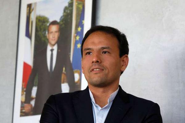 Menteri Ekonomi Digital Prancis Cedric O - Reuters/Charles Platiau