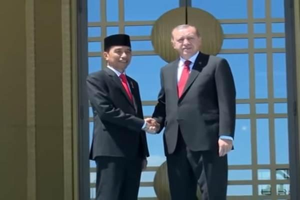 Jokowi dan Erdogan - Jokowipresiden RI/7