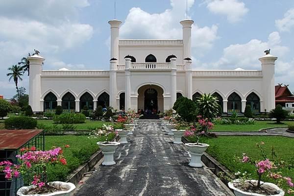 Istana Siak Sri Indrapura - siak.com