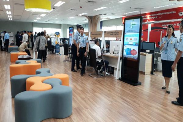 Ilustrasi: Mal Pelayanan Publik di Jakarta - Bisnis.com/Nirmala Aninda