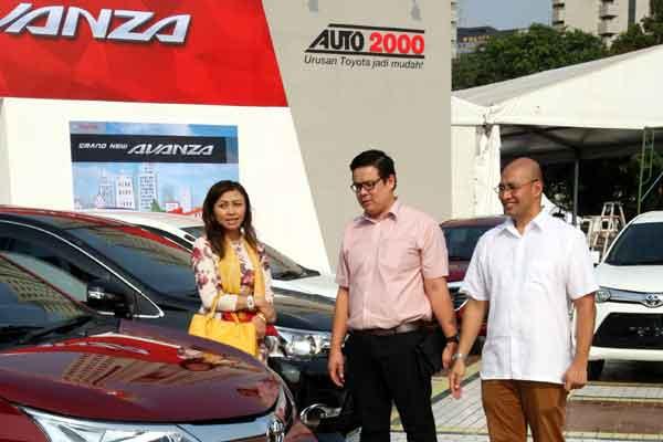 Diler Auto2000. - Bisnis.com
