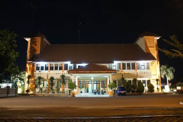 Balai Kota Tangerang Selatan - wikipedia