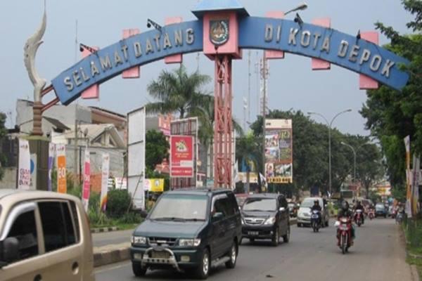 Jalan Margonda Depok, Jawa Barat - Istimewa