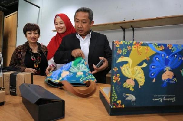 Wakil Wali Kota Bandung, Yana Mulyana (kanan) - Bisnis/Dea Andriyawan