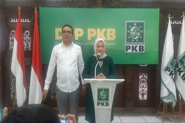 Partai Kebangkitan Bangsa (PKB) mengumumkan susunan kepengurusan baru periode 20192024 hasil muktamar keenam. JIBI/Bisnis - Jaffry Prabu Prakoso
