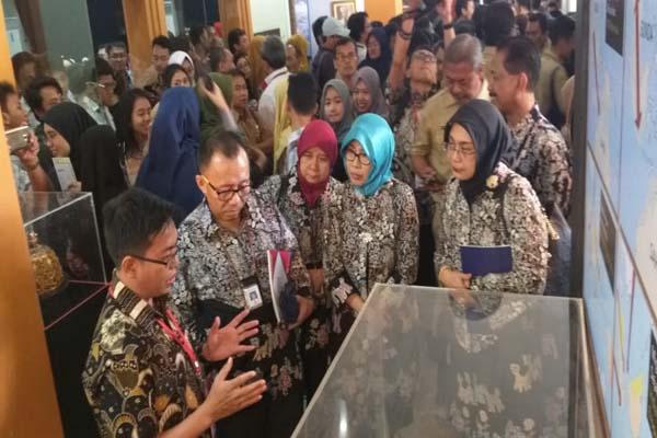 Kegiatan Museum Go To Campus di Universitas Diponegoro Semarang - Alif