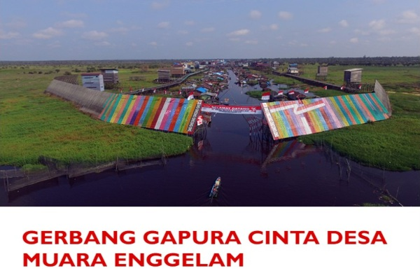 Salah satu foto yang diunggah peserta Festival Gapura Cinta Negeri. - gapuracintanegeri.com