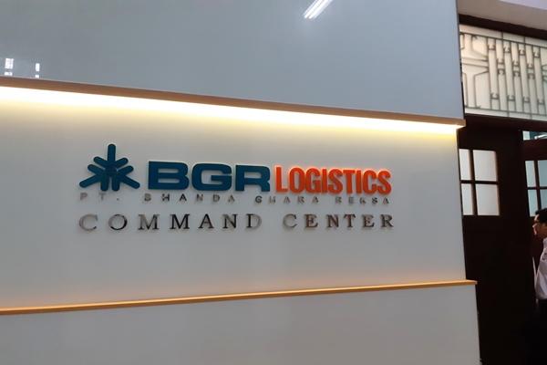 Ilustrasi - Kantor PT Bhanda Ghara Reksa (BGR Logistics). - Bisnis/Rinaldi M. Azka