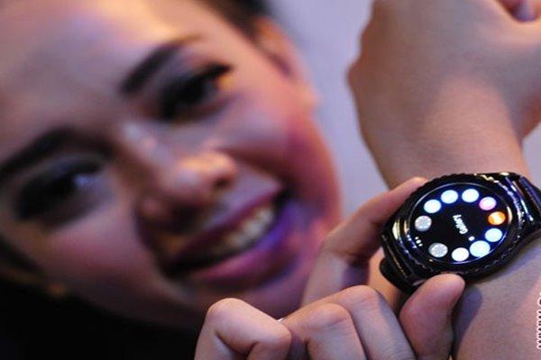 Smartwatch gear 2 Samsung - gsmarena