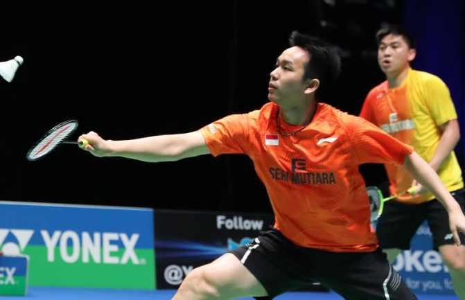 Pemain ganda putra Hendra Setiawan - BWF
