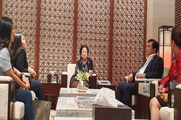 Megawati saat berada di Seoul, Korea Selatan / Dok. Istimewa