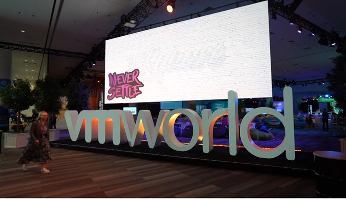 VMWorld 2019 - repro