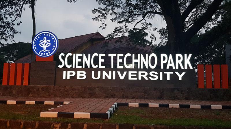Science Techno Park Institut Pertanian Bogor. - stp.ipb.ac.id