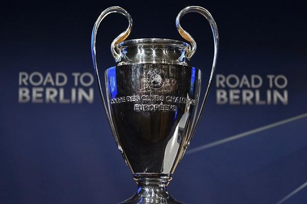 Ilustrasi-Piala Liga Champions. - uefa.com