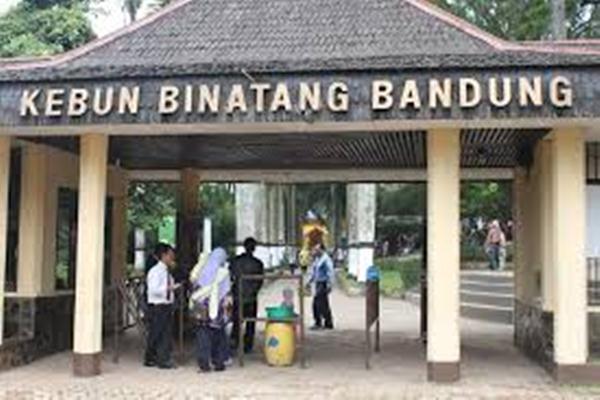 Kebun Binatang Bandung. - Diparbud.jabarprov