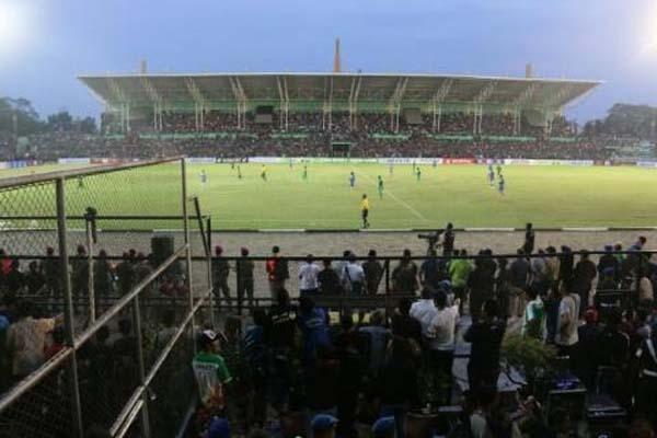 Stadion Teladan di Kota Medan, Sumatra Utara. - Pemkot Medan