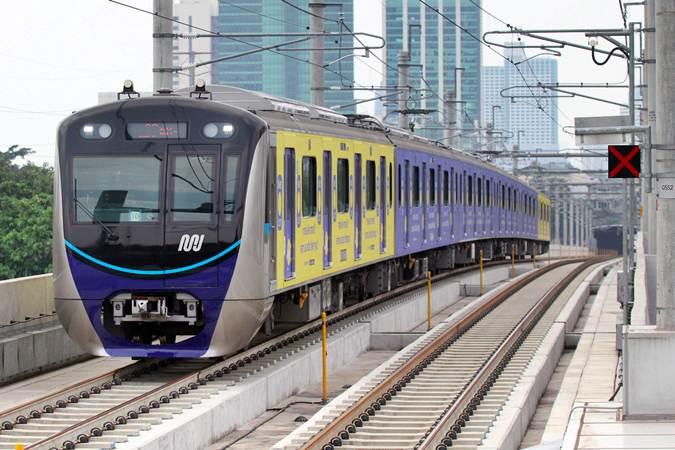 Mulai Besok, Waktu Operasional MRT Jakarta Hanya Sampai Pukul 21.30 WIB