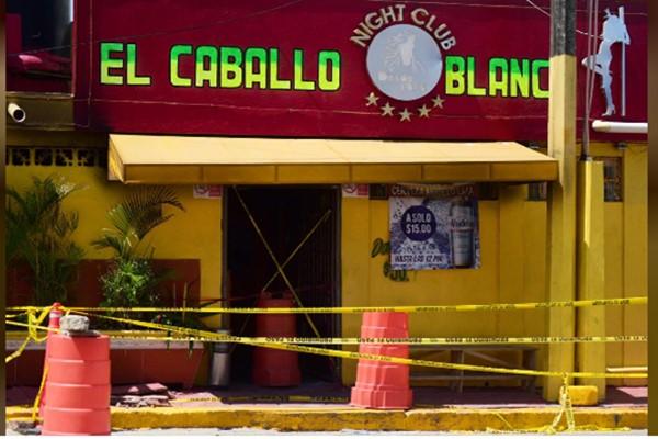 Caballo Blanco - Reuters