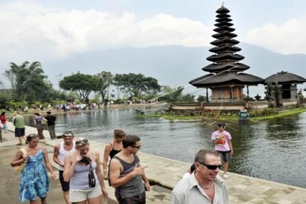 Turis mancanegara di Bali - Antara