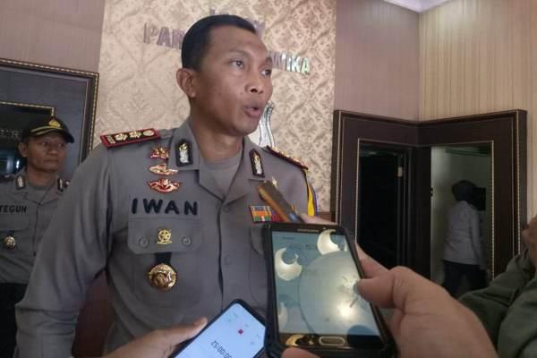 Kapolres Sukoharjo AKBP Iwan Saktiadi. (Solopos/Indah Septiyaning W.)