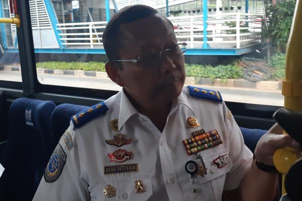 Direktur Jenderal Perhubungan Darat, Kemenhub, Budi Setiyadi - Bisnis/Rinaldi M Azka
