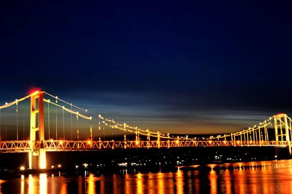 Jembatan Kutai Kartanegara - skyscrapercity.com