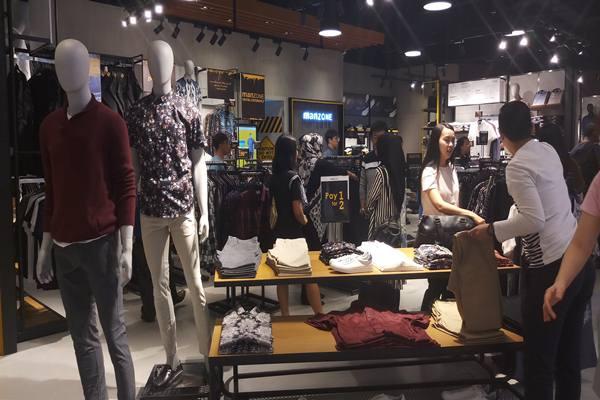 Peritel fesyen lokal Zone membuka gerai ke-107 dan ke-108 - Istimewa