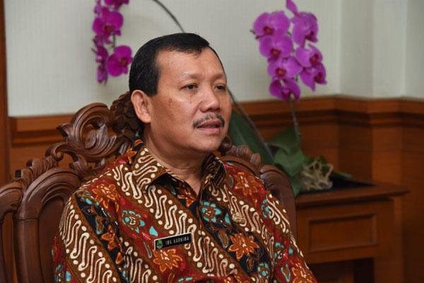 Sekretaris Daerah Provinsi Jawa Barat, Iwa Karniwa. - Bisnis/Wisnu Wage