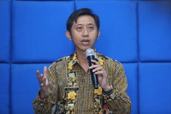 Kepala Bidang Produk Seni dan Budaya Disbudpar Kota Bandung, Sigit Iskandar