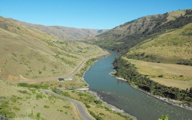 Situs arkeologi Cooper Ferry di Idaho, Amerika Serikat - Sumber: Livesciene