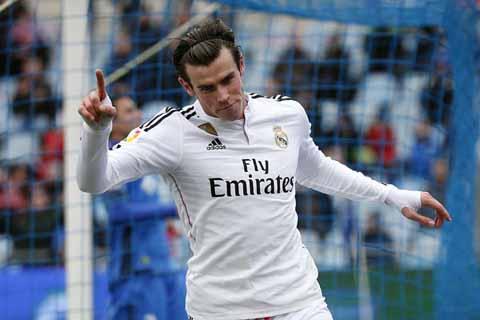 Gareth Bale - Reuters/Sergio Perez