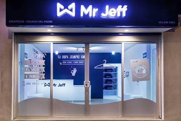 Salah satu gerai Mr Jeff di Meksiko. / dok. Mr Jeff
