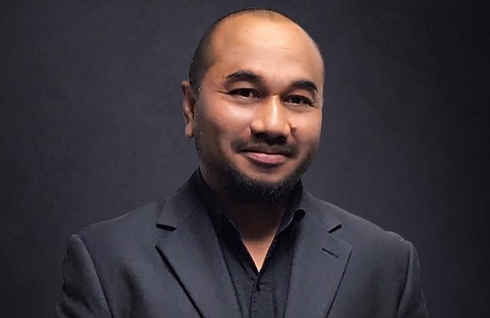 Captain Mushafiz bin Mustafa Bakrie, Chief Executive Officer (CEO) Malindo Air yang baru. - Lion Air Group