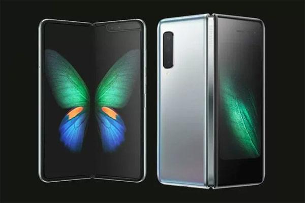 Samsung Galaxy Fold. - Foto Samsung